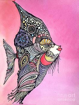Priscilla the Fish by Iya Carson