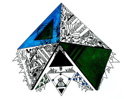 Prism Prison by Kenal Louis