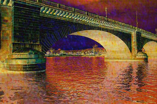 Prismatic London Bridge by Fred Larson