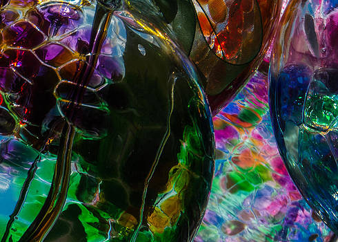 Prisms Of Color by Joie Cameron-Brown