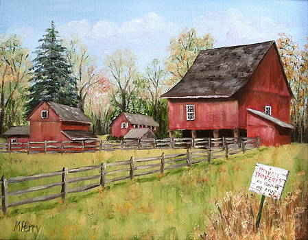 Private Property by Margie Perry