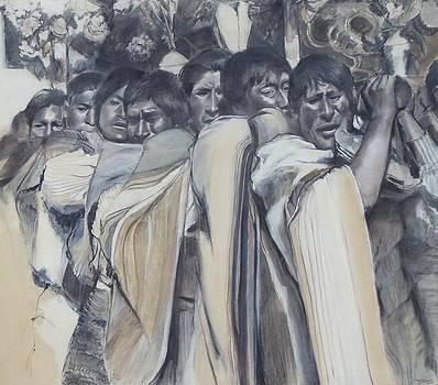 Procession by Terri Ana Stokes