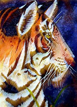 Susan Duxter - Profile of a Tiger