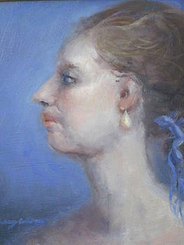 Profile Pose by Patricia Kimsey Bollinger