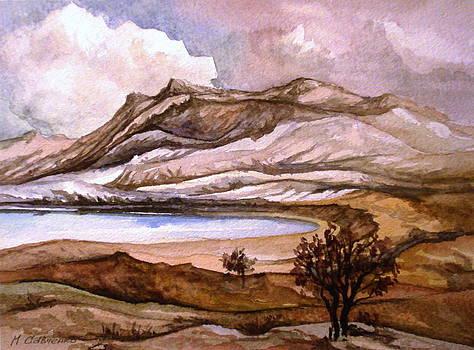 Promised Land by Mikhail Savchenko