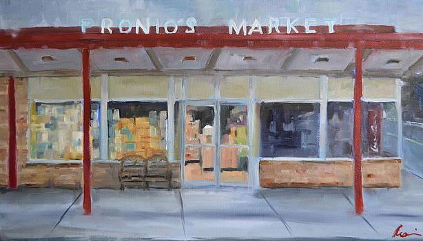 Pronio's Market by Michael  Accorsi