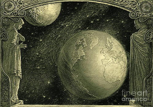 Padre Art - Prophecy Gate 1918