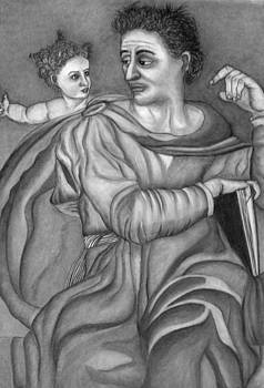 Prophet Isaiah by Alma Bella Solis