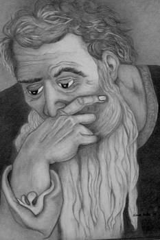 Prophet Jeremiah by Alma Bella Solis