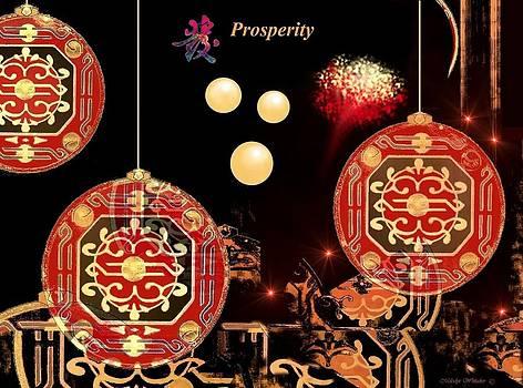 Prosperity by Melodye Whitaker