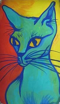 Cherie Sexsmith - Proud Cat