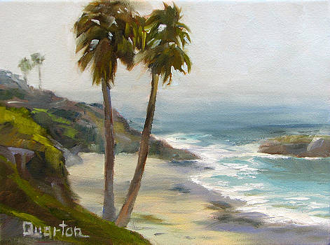 Proud Palms by Lori Quarton
