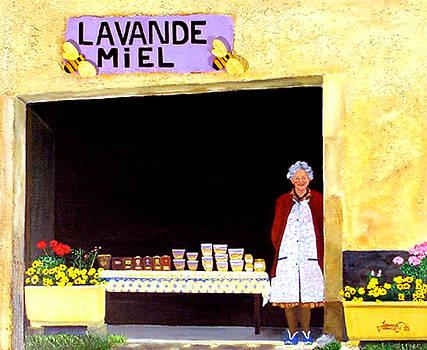 Provence Honey Shoppe by JoeRay Kelley