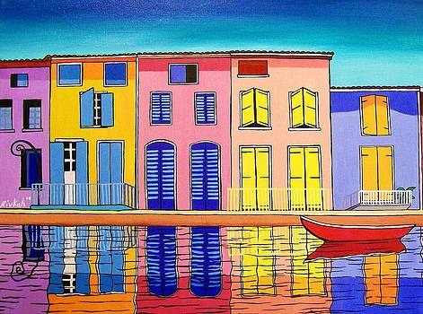 Provence by Rivkah Singh