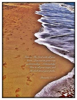 Proverbs 3 5 by Scripture Pictures