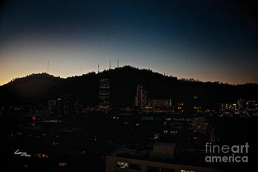 Providencia - Santiago de Chile by T Lang