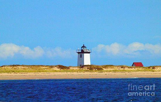 Tammy Bullard - Province town Lighthouse