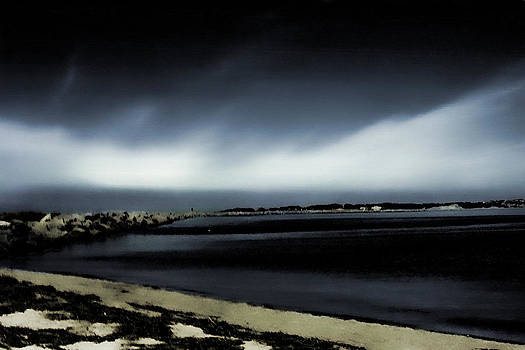 Provincetown Causeway Cape Cod Massachusetts by Mike McCool