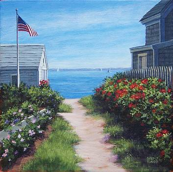 Provincetown June by Candice Ronesi