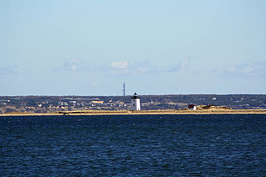 Provincetown Lighthouse by Terry Decker