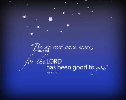 Psalm 116 by Janet Trieschman