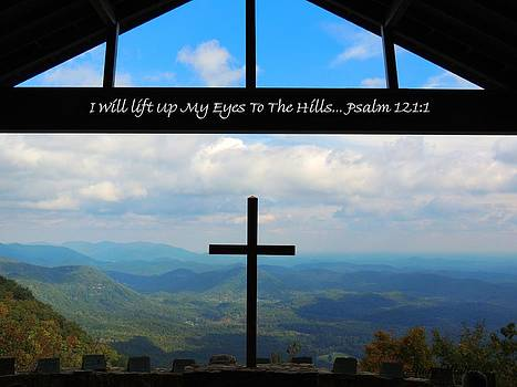Psalm 121 by Judy  Waller
