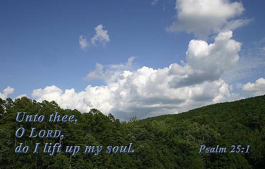 Nina Fosdick - Psalm 25 1