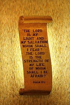 Psalm 27 by James Hammen