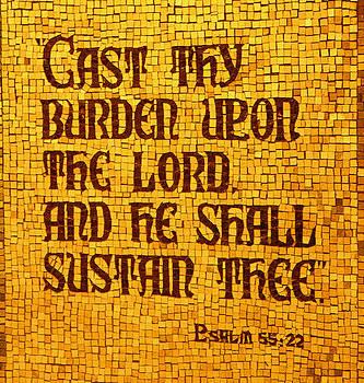 Psalm 55 by James Hammen