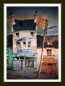 Val Byrne - Pub Street 1