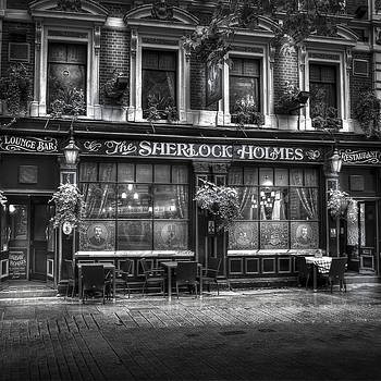 Public House Sherlock Holmes by S J Bryant