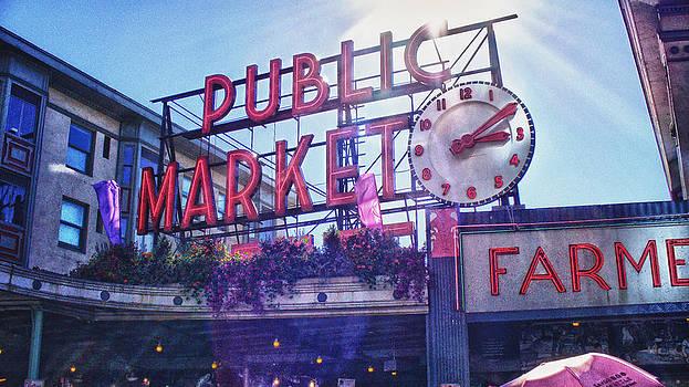 Public Market by Dan Quam