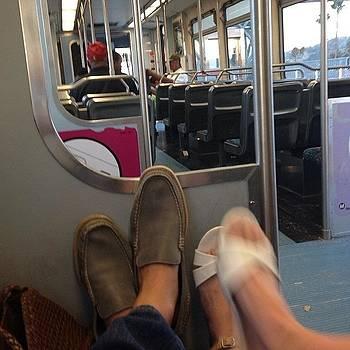 #publictransportation by Ben Tesler