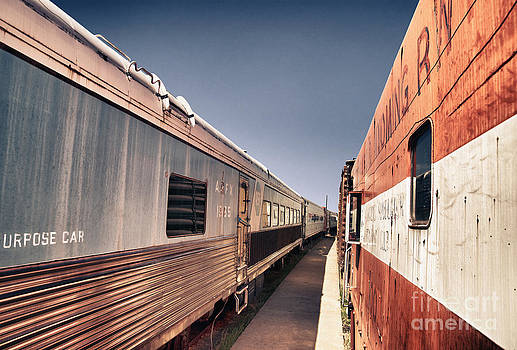 Pueblo Colorado Railway Museum by Robert Gaines