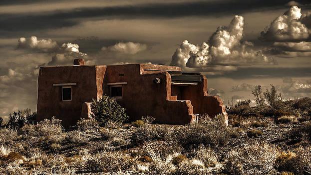 Wes and Dotty Weber - Pueblo Sundown