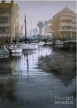 Puerto Marina Benalmadena by Paez De Pruna