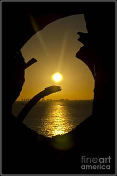 Agus Aldalur - Puesta de sol en Ixchel