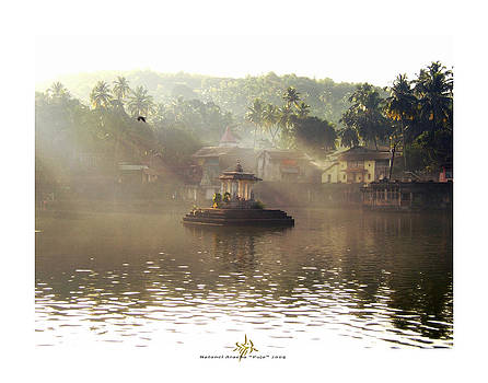 Puja by Natanel Araeha
