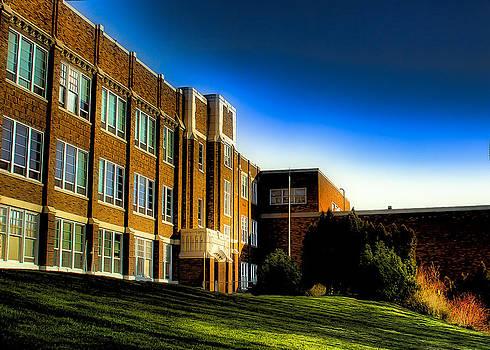 David Patterson - Pullman High School - Pullman Washington