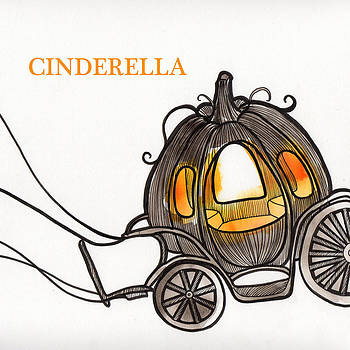 Pumpkin Carriage by Donghyun Kim