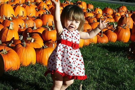 Pumpkin Dance by Beth Andersen