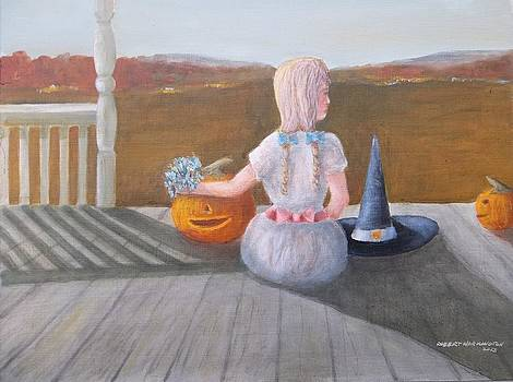 Pumpkin Eyes by Robert Harrington