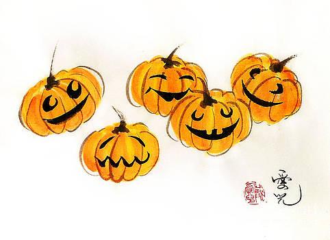 Oiyee At Oystudio - Pumpkin Fun
