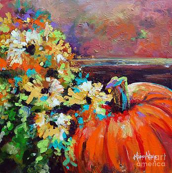 Pumpkin Patch by Karen Ahuja