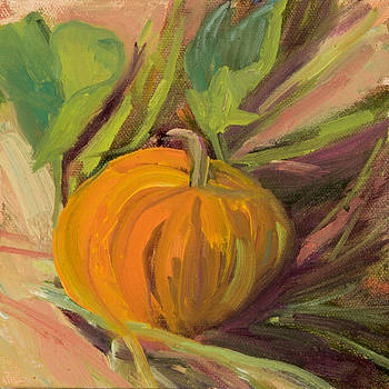 Pumpkin Patch by Suzanne Elliott