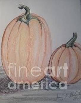 Jamey Balester - Pumpkins