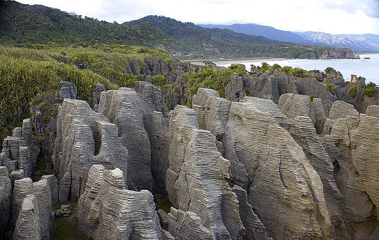 Venetia Featherstone-Witty - Punakaiki Pancake Rocks New Zealand