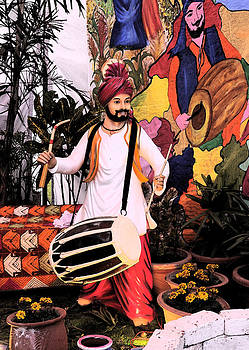 Bliss Of Art - Punjabi Dhol