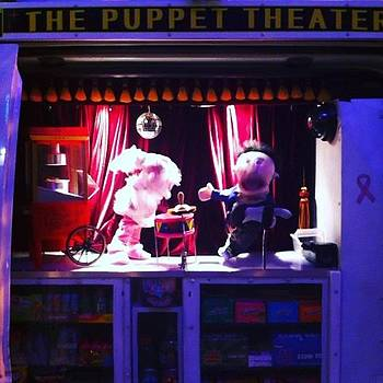 Puppets Selling Ice Cream... How Much by T G Levin
