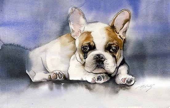 Alfred Ng - puppy love